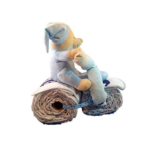 Triciclo de pañales DODOT azul