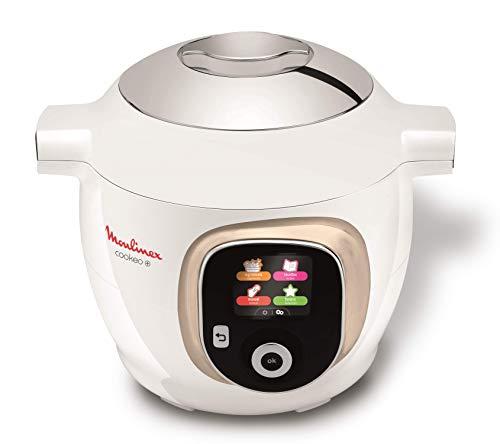 Moulinex Multicuiseur Intelligent Haute Pression 6 L 150 Rec