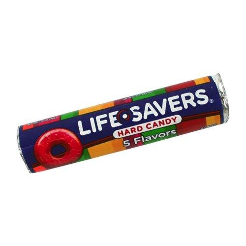 Bonbons Life Savers 5 Sabores – Life Anillo Diseño