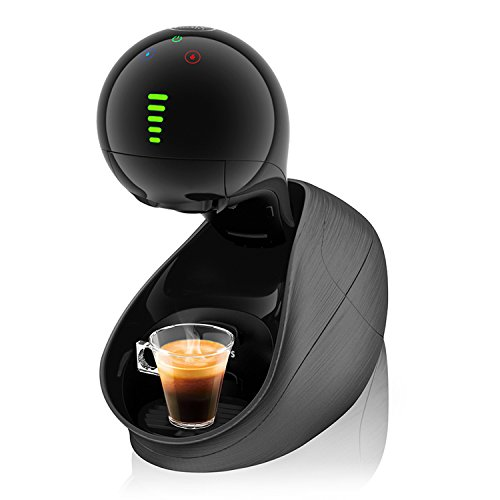 Krups Dolce Gusto Movenza KP600E - Cafetera automática, pantalla LED...