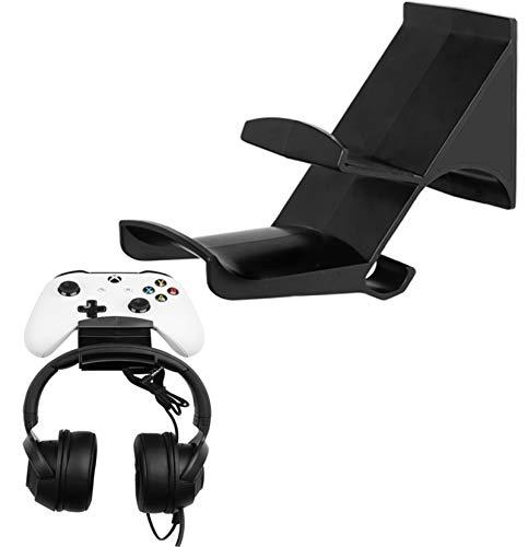Gamepad-Controller und Kopfhörerhalter - Entwickelt für Xbox ONE-, Switch, Xbox X | S, PS4, PS5, PS3, Dualshock, PC, Steelseries, Steam- und weitere Modelle
