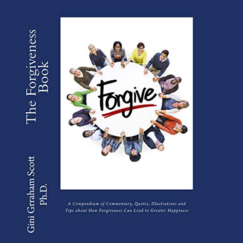 The Forgiveness Book audiobook cover art