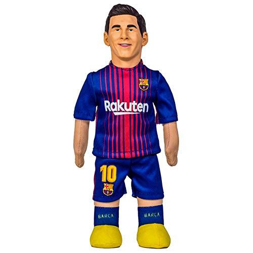 Producto Oficial FC Barcelona Muñeco FC Barcelona Peluche - 25cm - Messi 10