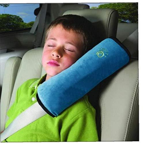 Ruluti Bambini Bambini Auto Cinture di Sicurezza Materasso con Protect Spalla Protezione Cuscino Biancheria Letto