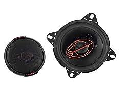 Songbird 4 Inch 260W Max 3 SB-B10-66 Way Coaxial Car Speaker,SABBY ELECTRONICS