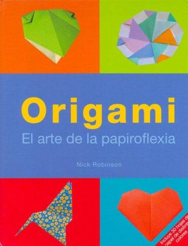 Origami, el arte de la papiroflexia