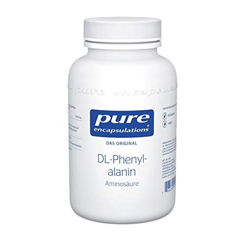 DL-Phenylalanin 56 g 90 Kps von pure encapsulations®