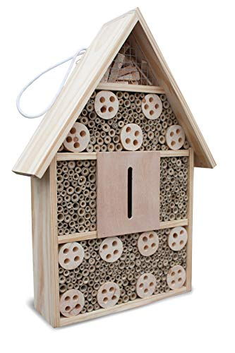 Insektenhotel mittel 28x9x40 cm Insekten Hotel