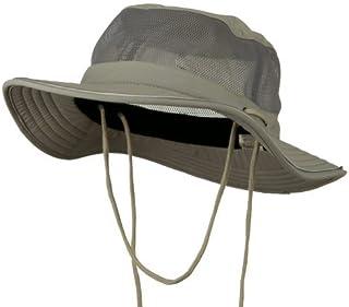 8da27a1629e Big Size Talson UV Mesh Bucket Hat - Grey (for Big Head)