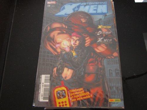 ASTONISHING X-MEN N° 19 (2006) comics vf