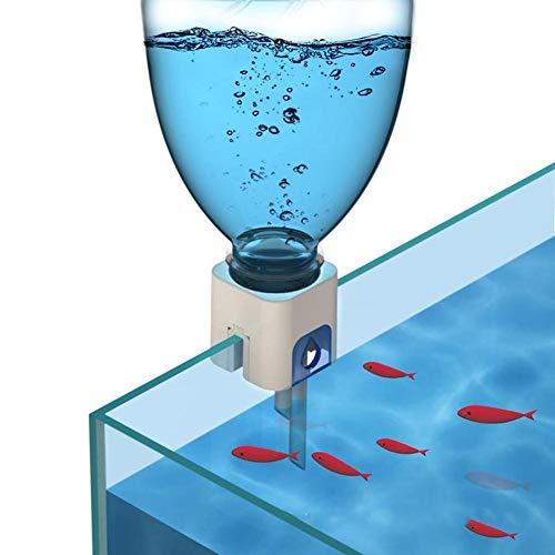 prom-note Wassernachfüllanlage Aquarium Automatischer Wasserfüller Wasserreiniger Wassertank Wasserfreier Eimer Nicht Schwimmender Wasserstandsregler