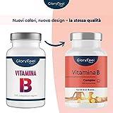 Zoom IMG-1 vitamina b complex 200 compresse