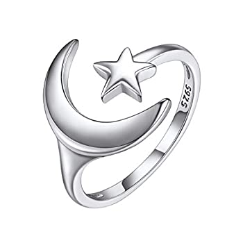 adjustable sterling silver rings