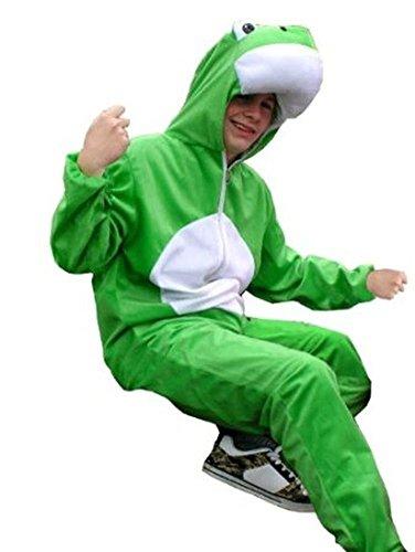 J01 Größe M-L Froschkostüm Frösche Kostüme Frosch Kostüm Karneval Fasching Fastnacht