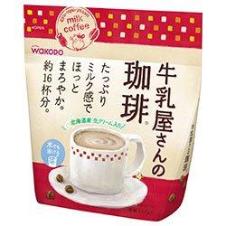 和光堂 牛乳屋さんの珈琲 350g袋×12袋入×(2ケース)