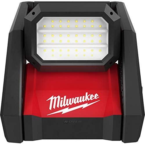 Milwaukee M18 9.69 in. 1-Light Recommended 80 watt LED Max 80% OFF Case of: Light Work -