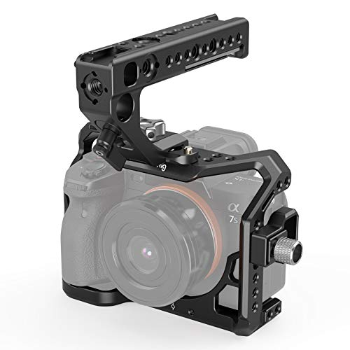 SMALLRIG A7SIII Cage A7S3 Cage Kit Seulement pour Sony A7S III - 3009