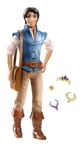 Disney Tangled Featuring Rapunzel Flynn Rider Fashion Doll