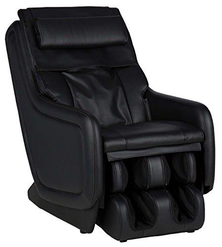 Human Touch ZeroG 5.0 Zero-Gravity Premium Massage Chair with 3D Massage, Black Color Option
