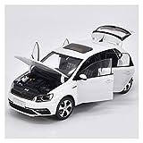 hjj Modelo Coche 1:18 2015 para Polo para el Modelo de aleación GTI Modelo de automóvil Modelo de Metal estático para coleccionables Modelo de Caza de Regalo con Caja para niños Regalo jianyou