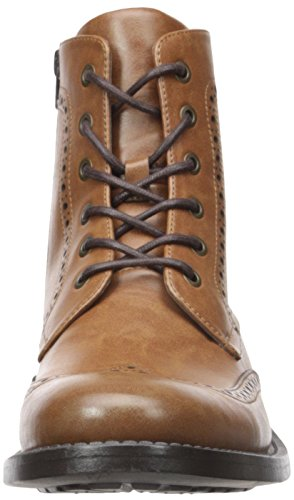 Kenneth Cole Unlisted Men's Blind-Sided Chukka Boot, Cognac, 7.5 M US