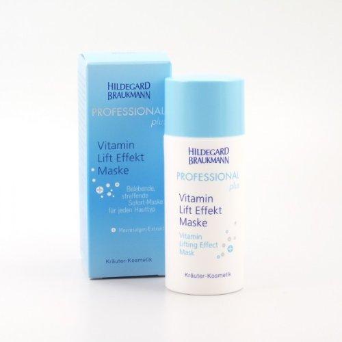 Hildegard Braukmann Professional plus Vitamin Lift Effekt Maske 30 ml