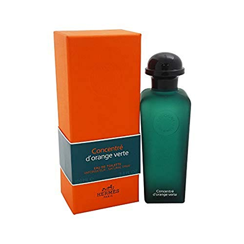 Hermès Concentre D Orange Verte Eau de Toilette Vapo, 100 ml, 1er Pack, (1x 100 ml)