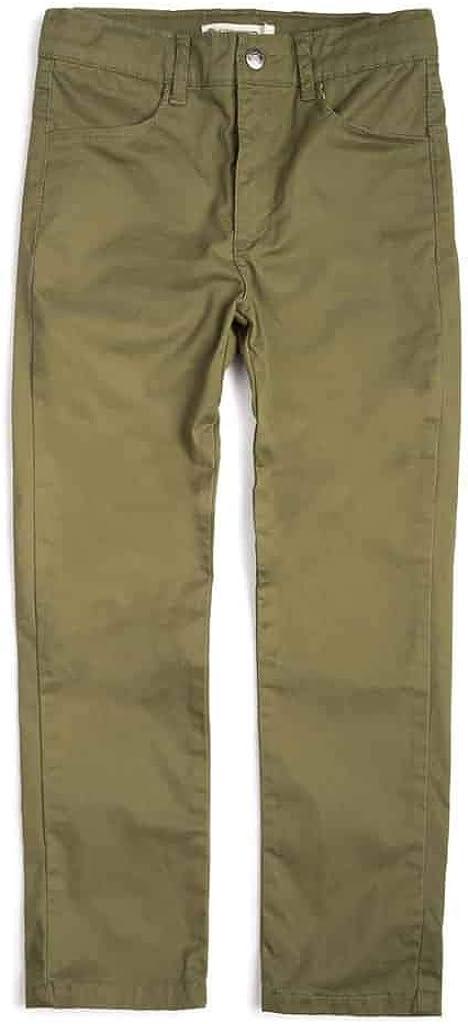 Appaman Skinny Twill Pant | Garden Green