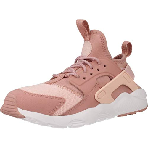 Nike Mädchen Huarache Run Ultra Se (ps) Laufschuhe, Mehrfarbig (Rust Pink/Storm Pink/White 600), 32 EU
