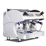 APPLL Cafetera Italiana Semi-automática de Doble Cabeza de la máquina de café Vapor a Alta presión cafetería Espresso...