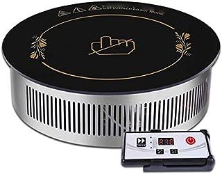 Multifonction Plaque à Induction Double anneau brûleur plaque électrique Countertop chauffage infrarouge lointain portable...
