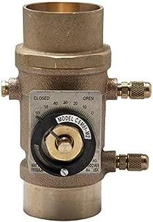 Watts 0856813 LFCSM-61-M2-S 1 1/2 1 1/2 Inch Lead Free Flow Measurement Valve