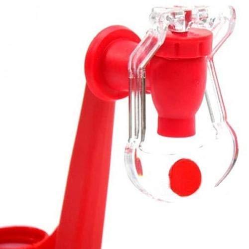 1pc dispensador de refresco de ahorro grifo mágico agua potable dispensar botella boca abajo dispensador de bebida de coca cola