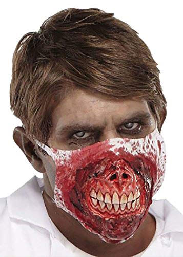 Zombie MD Face Mask - Halloween Mask (máscara/careta)