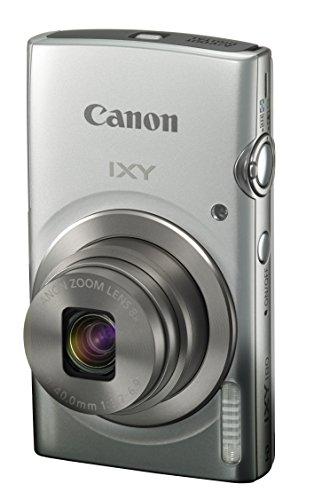 CanonデジタルカメラIXY180シルバー光学8倍ズームIXY180SL