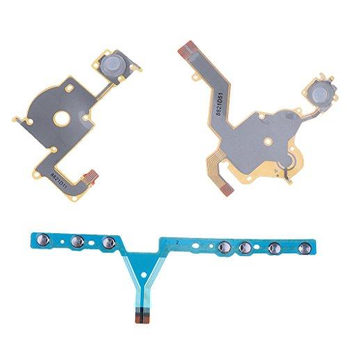 PETSOLA Cable Flex con Botones, Izquierda Derecha Botones Flex Ribbon Cable Pieza...