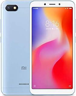 Smartphone Xiaomi Redmi 6A Dual Chip 16GB, Azul
