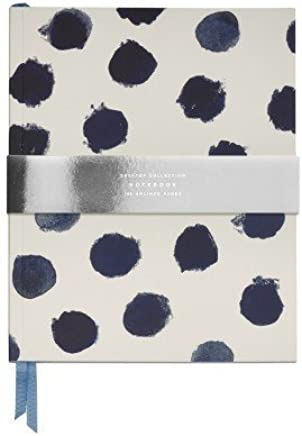 West Emory Blue Blank Journal 5.7 x 8.2 Blue
