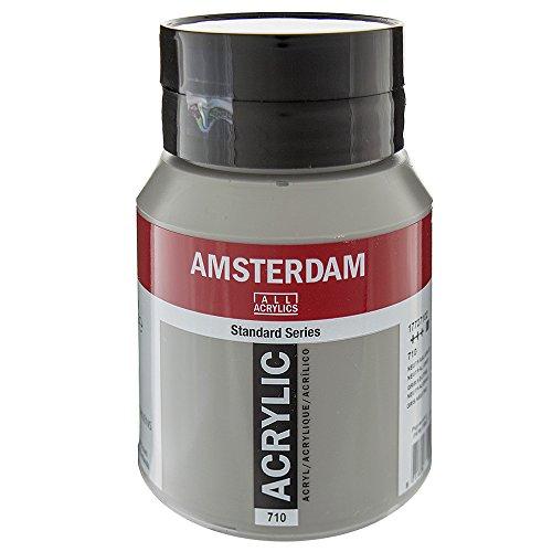 Amsterdam Acrylfarbe 500ml, Neutralgrau [Spielzeug]