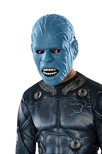 Máscara 3/4 Electro The Amazing Spiderman 2 para niño