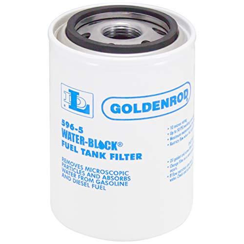 goldenrod fuel tank filter - 3
