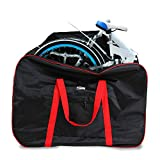 Huntvp Folding Bike Travel Bag Bicycle Transport Carrying Case...