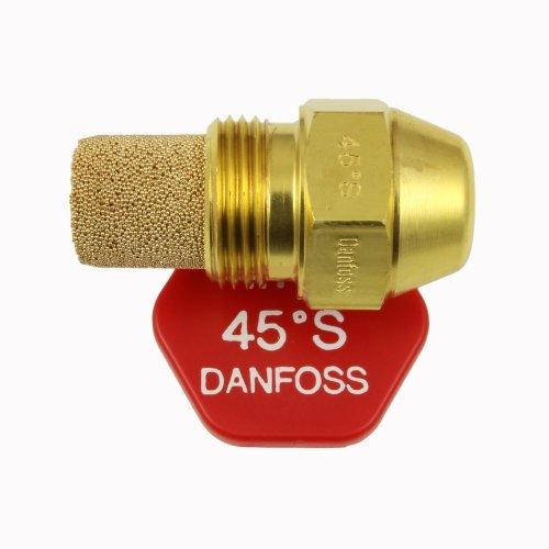 Danfoss Vollkegel-Öldüse Winkel 45 Grad 0,65 USgal/h 2,67 kg/h, 030F4914