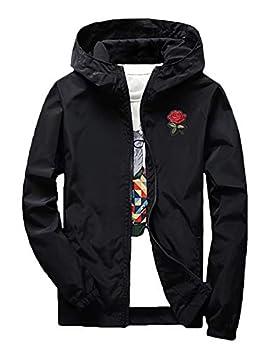 mens rose jacket