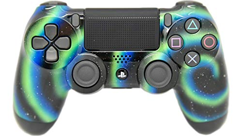 Hand Airbrushed Fade Playstation 4 Custom Controller