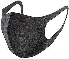 マスク おしゃれマスク 快適ガードさわやかマスク アウトドア用マスク わやかマスク 蒸れない 肌荒れしない 超立体 通気性 花粉対策 水洗い可能 繰り返し使える 風邪 pm2.5対応 男女兼用 ブラック 3枚装