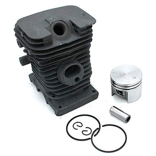 Kit de pistón de cilindro 37 mm para Stihl 017 MS170 MS170C-ED MS170D MS170Z Motosierra # 1130 020 1207