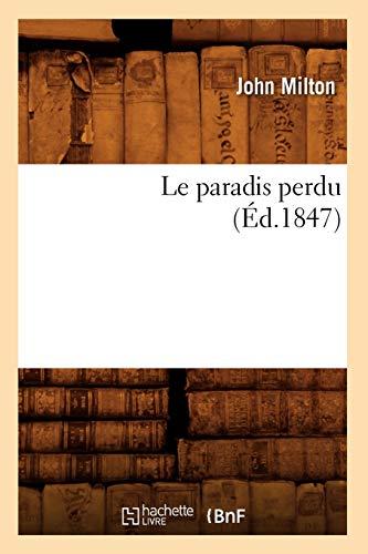 Le paradis perdu (Éd.1847)
