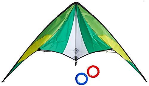 HQ- Stunt Kite Orion Jungle R2F Cerf-Volant, 10218720, Vert