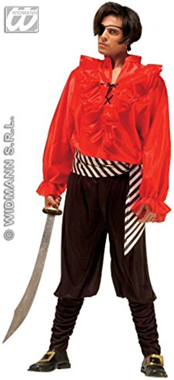 tienda en linea Traje Traje Traje del Pirata del Cocheibe para Hombre Adulto Small (up to 36  Chest)  moda